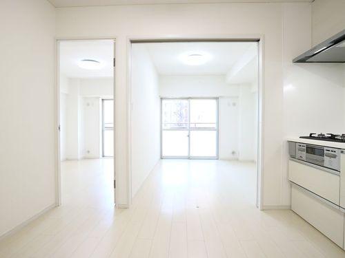 『ライオンズマンション池上第2』~reform~2階南向きの明るいお部屋の画像