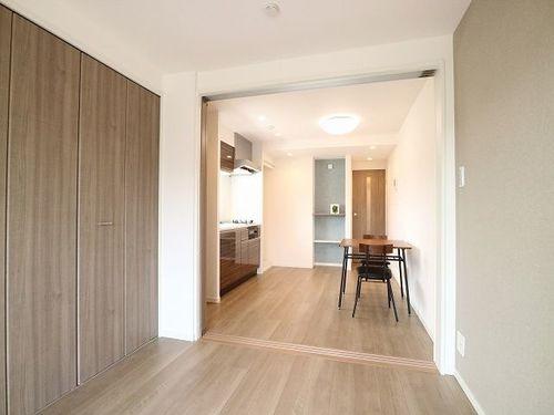 『 武蔵野グリーンハイツ 』ペット可♪~3階角住戸の明るいお部屋~の画像