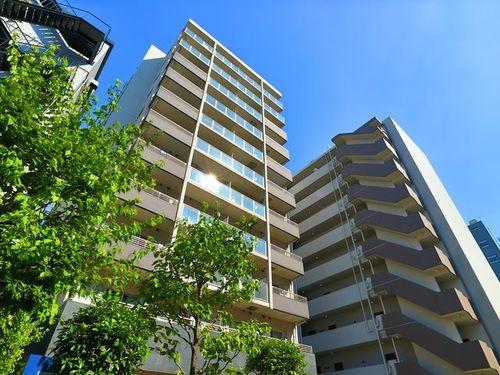 『 エスリード芝浦ベイサイド 』~レインボーブリッジ至近の10階2LDK~の物件画像
