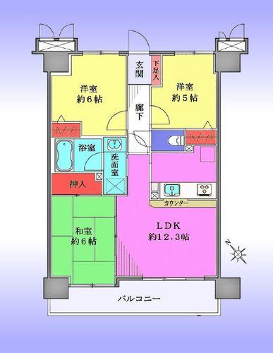 モア・ステージ浦和別所の物件画像