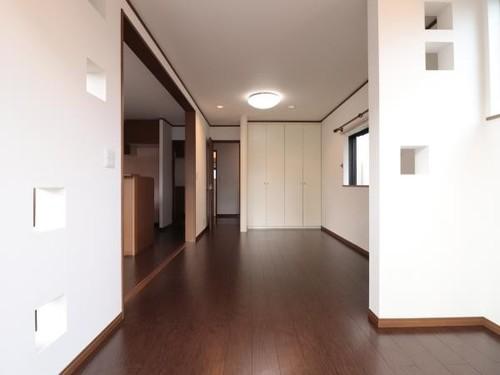 横浜市青葉区柿の木台戸建の物件画像