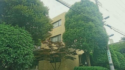 大岡山シティハウスの物件画像