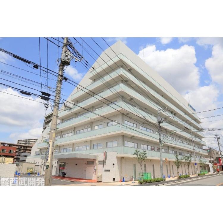 川口工業総合病院(約370m)