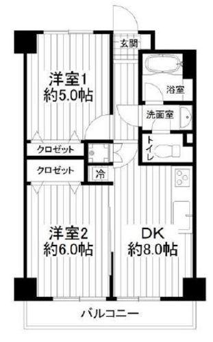 横浜ダイヤモンドマンションの物件画像