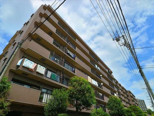 『 オーベル横浜鶴見 』最上階7階南東向き~reform~の画像