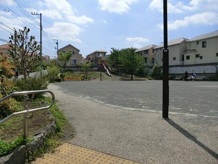 下倉田小松ケ丘公園 約330m