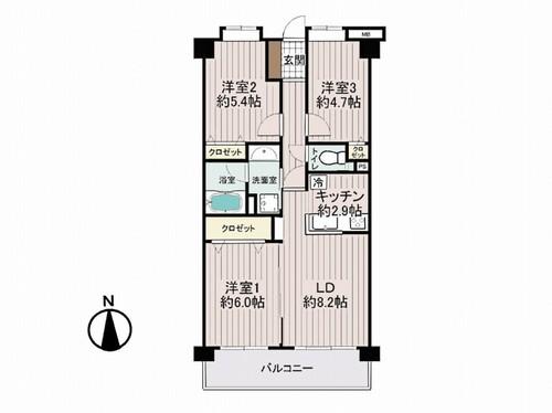 ライオンズマンション浦和元町 の物件画像