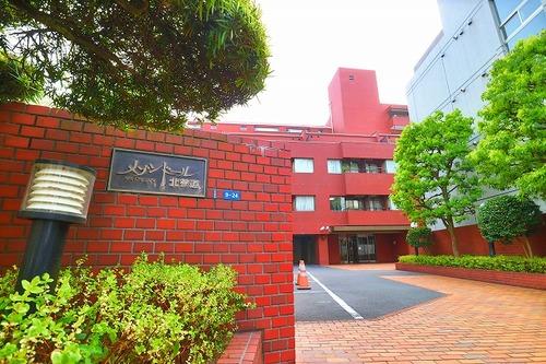 『メゾンドール北参道』エキチカ!北参道駅より徒歩3分!の画像