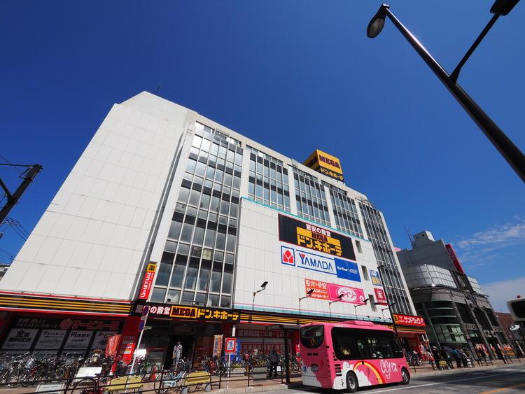 MEGAドン・キホーテ 武蔵小金井駅前店まで1100m