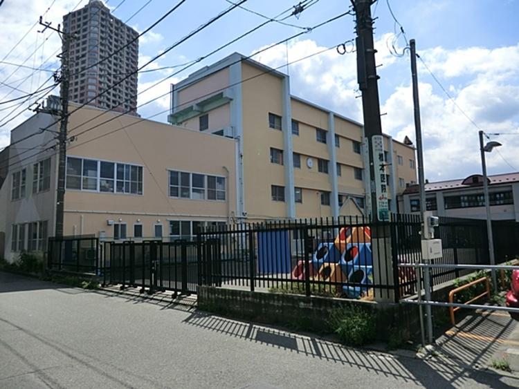 橋本幼稚園 距離約1400m