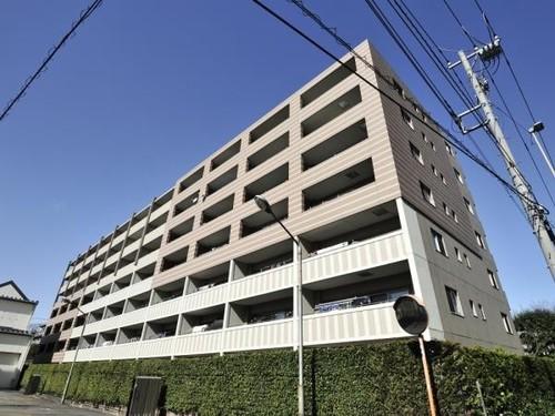 クレストフォルム横浜根岸の画像
