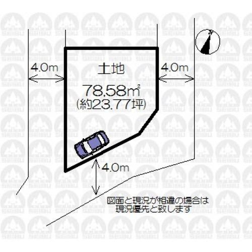 所沢市大字荒幡 中古一戸建ての物件画像