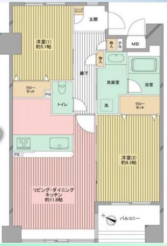 オーベル横浜・戸部本町の画像