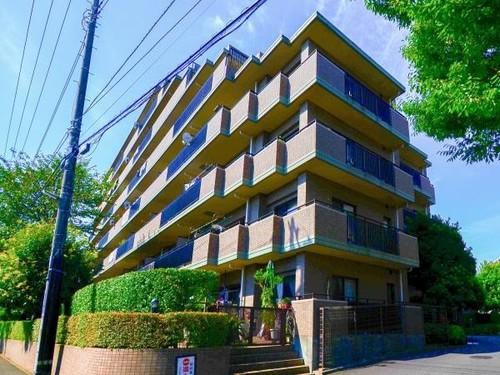 コスモ横浜常盤台公園の物件画像
