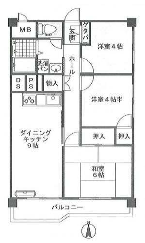 〜いつでも見学できます〜めじろ台駅 散田町 ファミール西八王子の物件画像