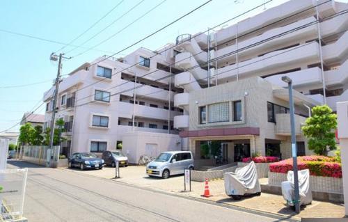 シャルマンコーポ松戸六高台の画像