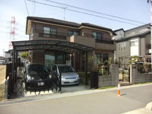 桶川市坂田 中古住宅の物件画像