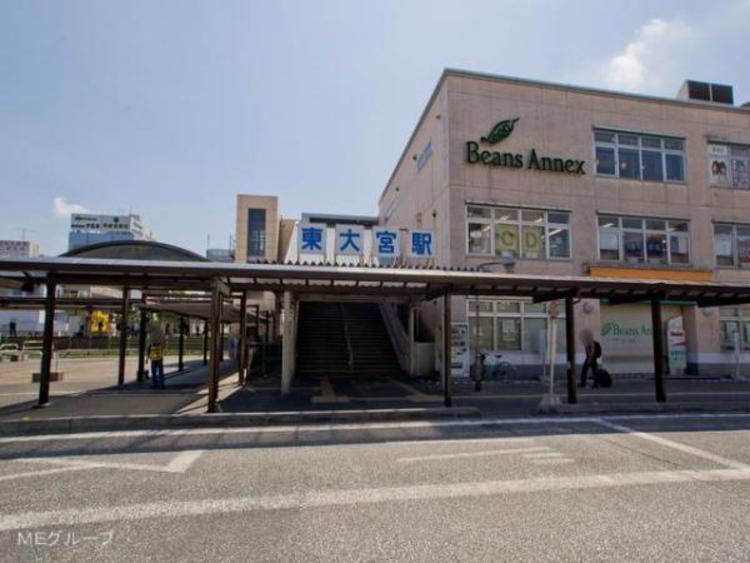JR東大宮駅