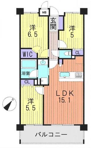 ランドステージ東川口パークサイドの物件画像