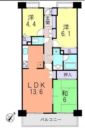 ファミール新松戸の画像
