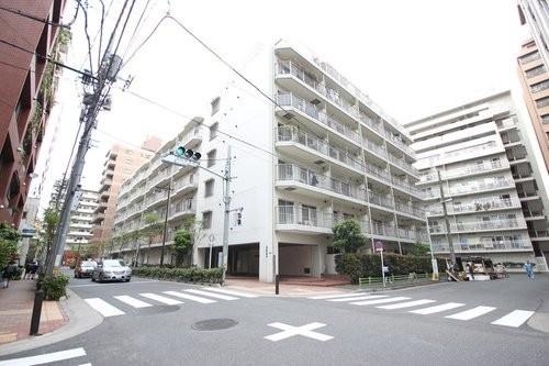 日商岩井日本橋浜町マンションの画像