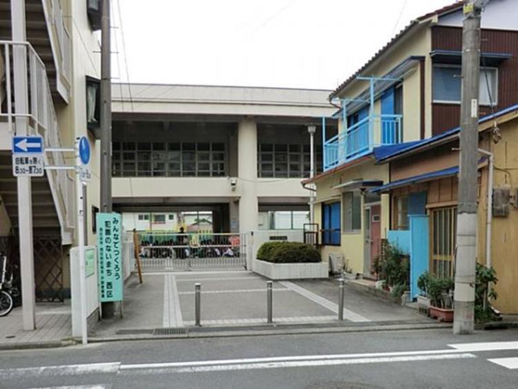 横浜市立平沼小学校 700m