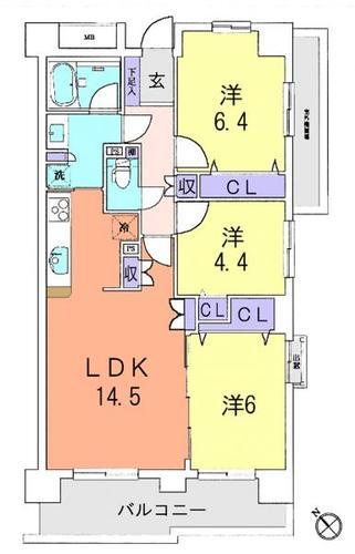 武蔵浦和パーク・ホームズの物件画像