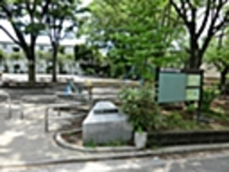 笹山東公園 200m