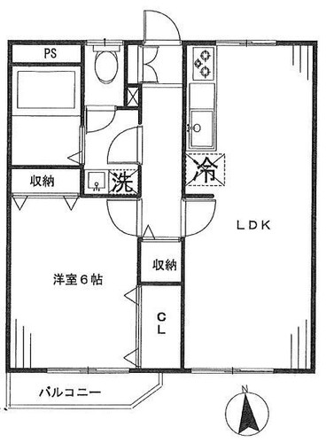 ニックハイム菊名の物件画像