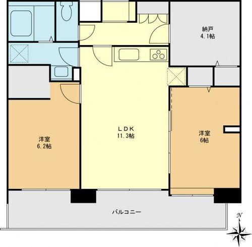 クリオ綱島8番館の画像