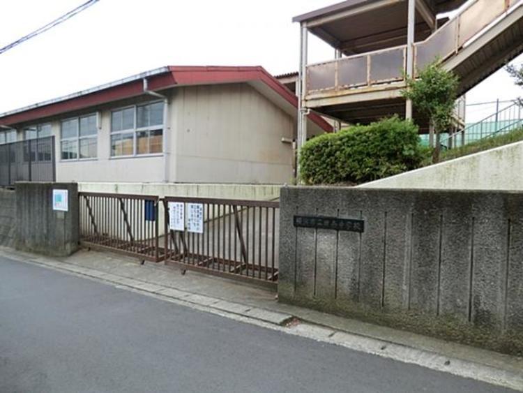 田奈中学校1300m