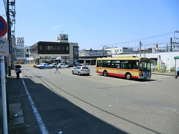 JR長津田駅960m