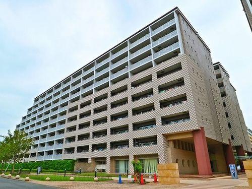 『ザ・クレストシティ パークコート』~武蔵新城駅より徒歩3分♪ペットと暮らせる7階のお部屋~の画像