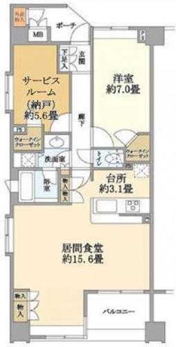 東急ドエル・アルス 桜木町博物館通りの画像