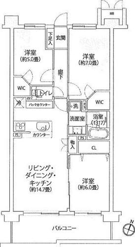 アーベントハイム東戸塚の物件画像