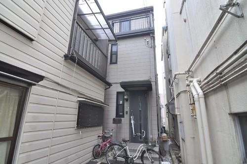 横浜市中区本牧三之谷戸建の物件画像