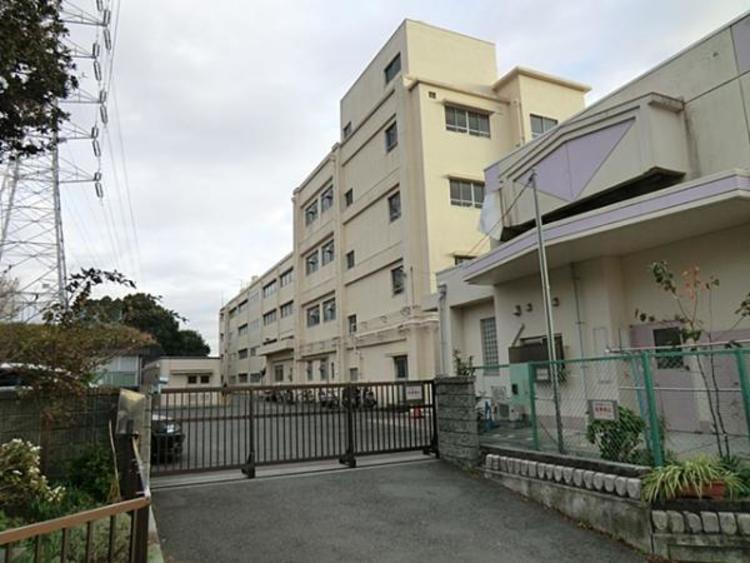 横浜市立日野南小学校 約650m