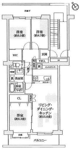 シティ194横浜・鴨居の物件画像