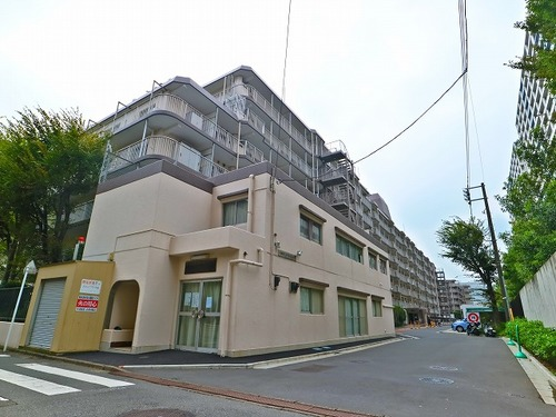 『川崎セントラルコーポ』~眺望良好♪最上階南向きのお部屋~の画像