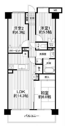 セントラル横濱グリニッシュガーデンの画像