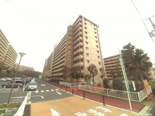 横浜パークタウンG棟の物件画像
