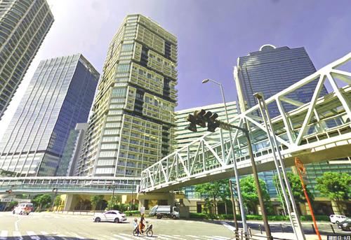 パークタワー横濱ポートサイドの物件画像