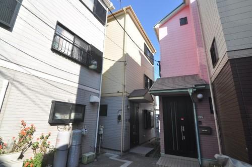 横浜市神奈川区三ツ沢西町戸建の物件画像