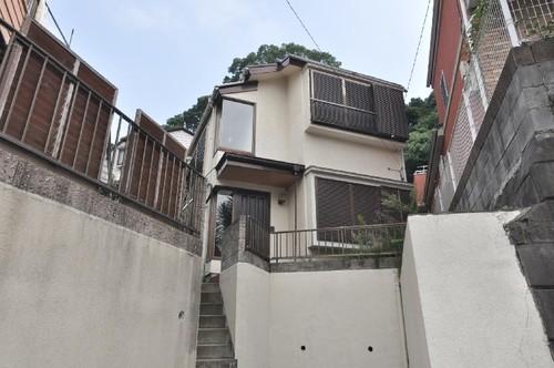横浜市金沢区長浜2丁目戸建の画像