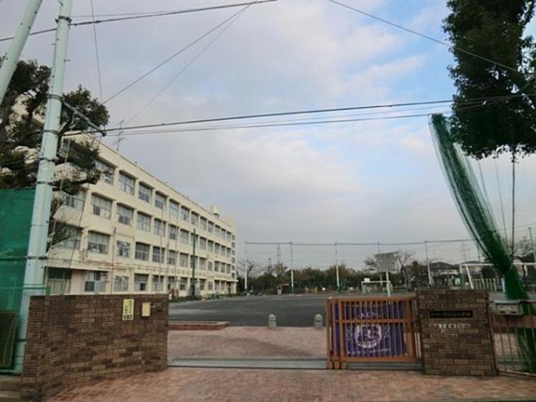 横浜市立日限山小学校 約1400m