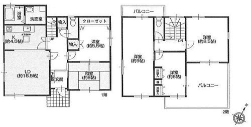 横浜市保土ケ谷区岡沢町戸建の画像