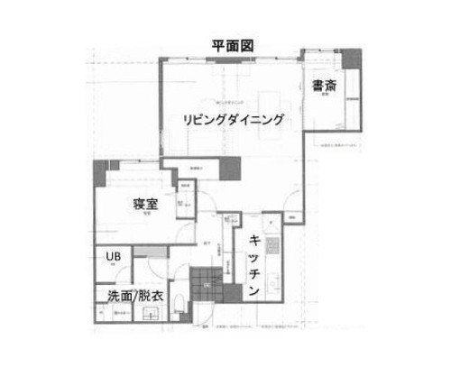 パークシティ新川崎D棟の物件画像