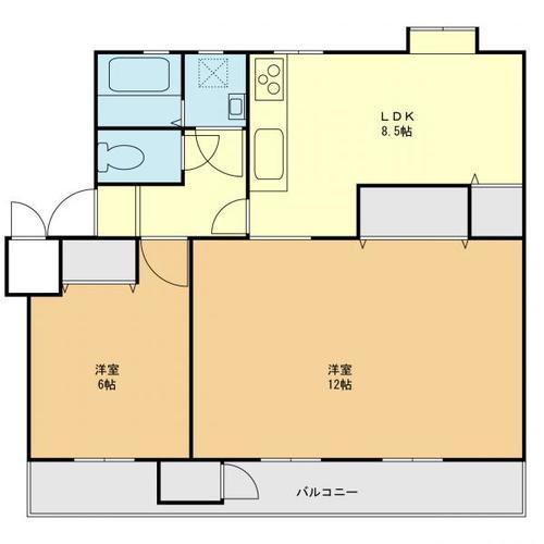 下瀬谷住宅の画像