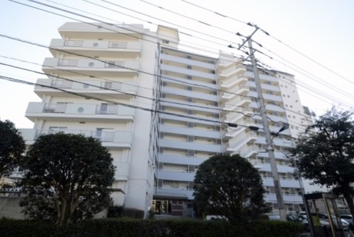 富士見台ファミリーマンションの画像