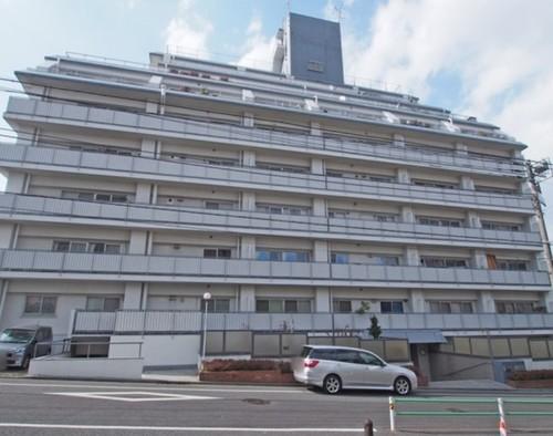 日商岩井弥生町マンションの物件画像